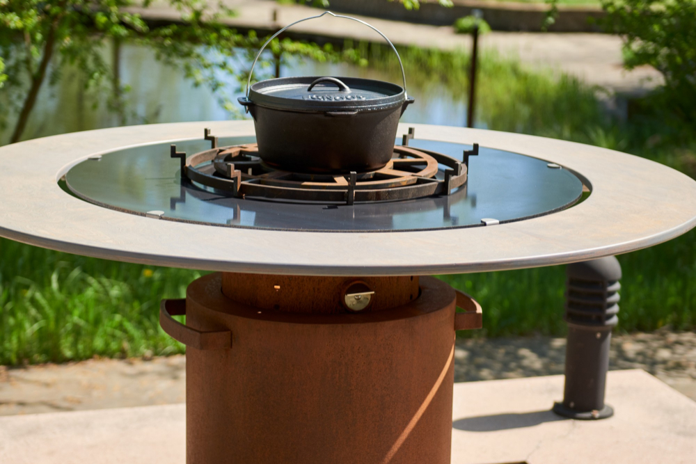 Outdoor Fireplaces For A Backyard Getaway
