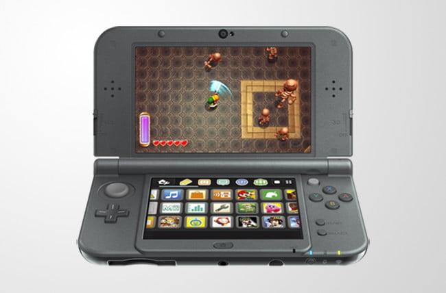The Legend of Zelda: A Link Between Worlds.