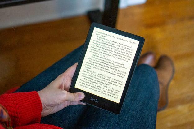 amazon kindle paperwhite 5 review