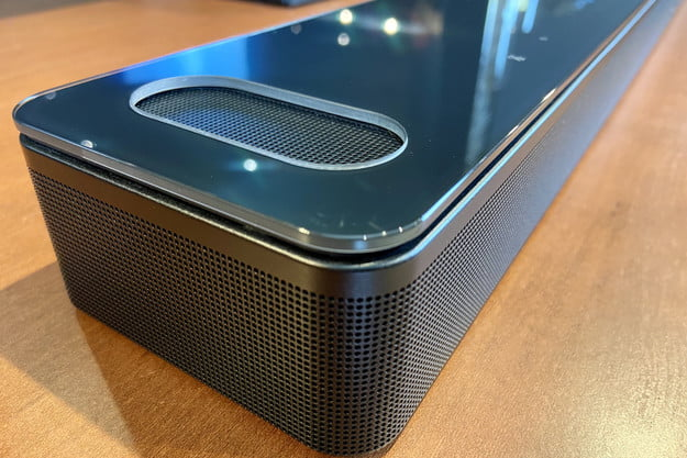 Bose Smart Soundbar 900 close-up.