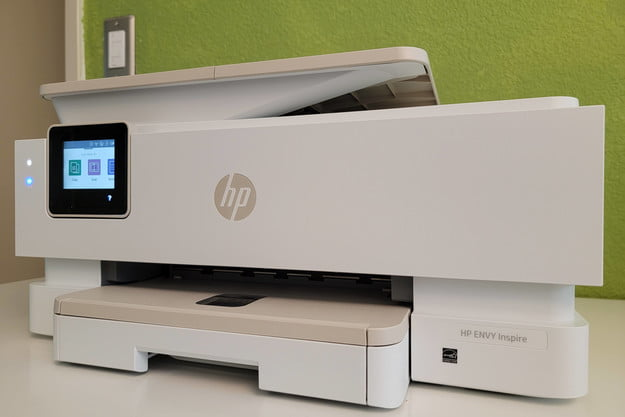 HP's Envy Inspire 7900e comes with robust photo printing capabilities.