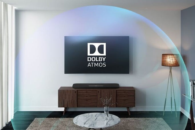 Image showing Dolby Atmos 3D sound.